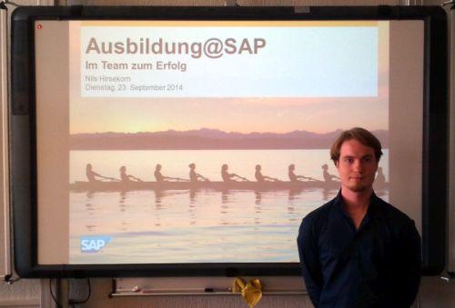 Nils Hirsekorn SAP